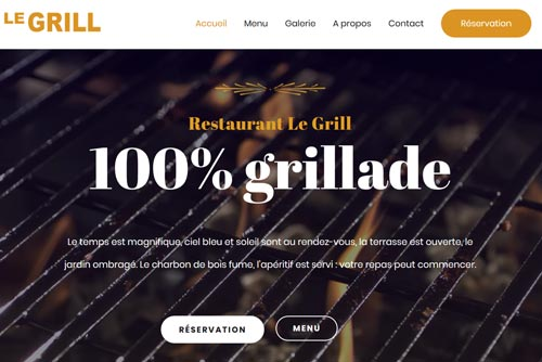 exemple site internet restaurant3