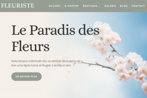exemple site internet fleuriste2